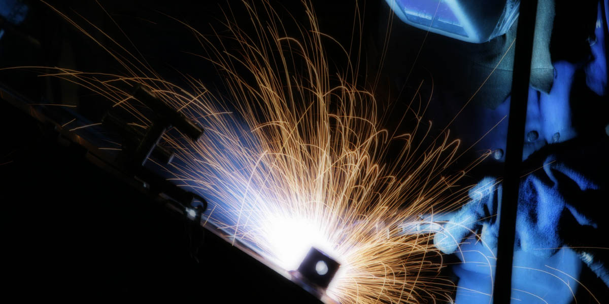 steel welding photo